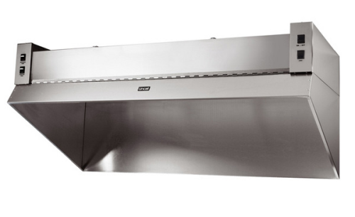Lincat Filtration Extractor Canopy 1295mm